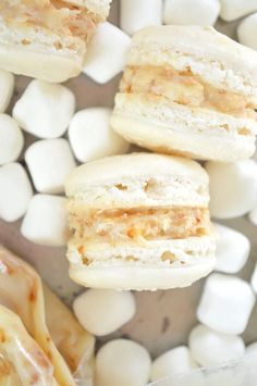 TOASTY. STICKY. MARSHMALLOW-Y. Say hello to these toasted marshmallow macarons! The filling is a super simple buttercream frosting that tastes like it took 1000x longer to make than it actually did. If you're a fan of s'mores or just a fan of toasted marshmallows (like my little brother) then dump that bag of mini marshmallows on...Read More »