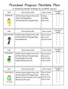 Printable Preschool Assessments Aligned With Early Learning Pre K Standards 4 Year Old Pre K