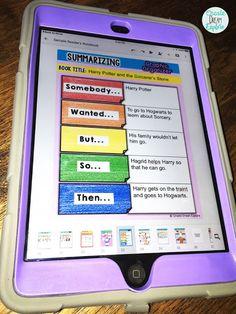 Digital Reader's notebook is a simple way to implement reader's notebook activities into the classroom. These activities are perfect for grade, grade and grade or even higher. These activities help to promote reading comprehension and engageme Readers Notebook, Readers Workshop, Creative Teaching, Teaching Tips, Team Teaching, Student Teaching, Google Classroom, Classroom Ideas, Classroom Resources