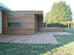 Terrasse en bois : réalisation d'une terrasse en bois IPE