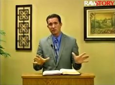 Tennessee Pastor Never Said He Supports 'Stoning of Gays' as Reported by Raw Story, Media