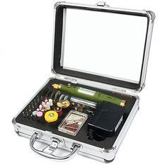 Electric Rotary Mini Drill Tool Set Grinder Polish Sanding Kit Dremel Bit Case  #ElectricRotary