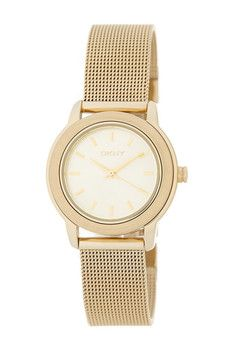 DKNY Women's Greenpoint byBracelet Watch