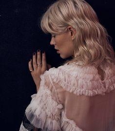 Adonia Sheer Silk Top