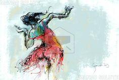 Dance With Me - Ish Gordon - Mango Salute - The art of greeting