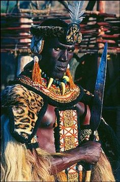 Of all the Zulu leaders who commanded the Empire during this period, one man stands sack-and-shoulders above the rest when it comes to unrivaled badassitude – the infamous Shaka Zulu.  The military mastermind behind the Zulu Empire, and one of the most hardcore tyrants who ever lived.                                                                                                                                                                                 More