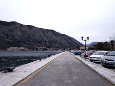 Montenegro, Sidewalk, Side Walkway, Walkway, Walkways, Pavement