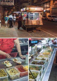 The Mi Viejo food truck in Montevideo, Uruguay | heneedsfood.com