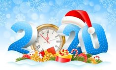 Happy New Year Wishes, Happy New Year 2020, Wish You Merry Christmas, Christmas And New Year, Are You Happy, Celebrations, Touch, Happy New Year, Landscape Photos