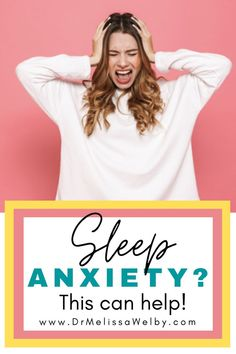 Sleep Anxiety: Is the fear of insomnia causing your inability to sleep? Is the fear of insomnia causing your inability to sleep? In some people, insomnia can begin abruptly after one bad night of sleep. From there, sleep anxiety develops and becomes a nightly pattern. This can help! #sleep #insomniahelp #insomniatips #mentalhealth #anxiety #anxietyandsleep Anxiety Tips, Anxiety Relief, Stress And Anxiety, Insomnia Help, Insomnia Causes, Mental Health Therapy, Mental Health Awareness, Adhd Strategies, Ninjas