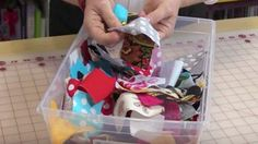 She Gathers Her Scraps, Sews Them Together And Makes An Item That Is Priceless! | DIY Joy Projects and Crafts Ideas
