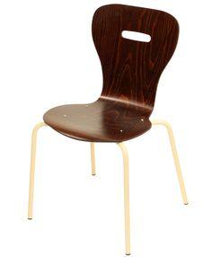 CHAISE FERIA IXIA 4 PIEDS EMPILABLE #chaise #chair #fauteuil #siegerestauration #equipementrestaurant #empilable