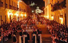 Semana santa en Popayán