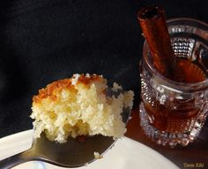 Tante Kiki: Ρεβανί μήλου με σιρόπι κανέλας