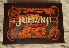 This Collector's Edition comes with: - JUMANJI for the - Board Game Style Gatefold Box - Original Soundtrack - X Poster - Board Game Figures Only 1000 copies made for Sealed, never opened. The Collector, Soundtrack, Ps4, Board Games, The Originals, Poster, Products, Ps3, Posters