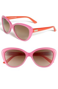 Totally want these Kate spade new york 'retro' sunglasses