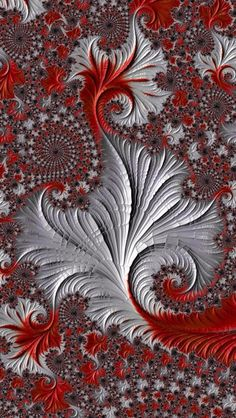Colors ~ Red and Silver