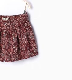 ZARA - KIDS - Loose-fit Bermuda shorts