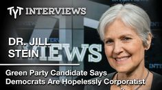 tytThe Green Party's Dr. Jill Stein is serious about running for president, and taking on the system that drives up student loan debt and healthcare costs, c...