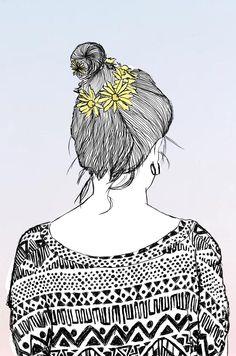 illustrate / Like my girl! <3