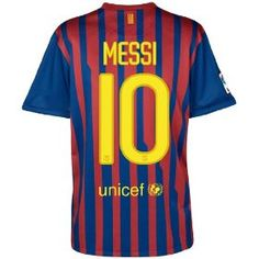 634b821f5 Amazon.com   Nike  10 Messi Barcelona Home 11 12 Soccer Jersey (US Size  M)    Sports Fan Jerseys   Sports   Outdoors