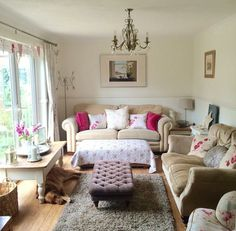 Shabby and Charme - Kate's English cottage