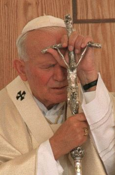 "JPII the Mystic.  Cardinal Dziwisz: ""I lived 39 years with a saint. How did I know? His way of praying."" ""It wasn't his work that impressed; but his quality of prayer,"" ""John Paul II prayed with his entire life, his whole life was a prayer,"" Cardinal Dziwisz reflected, that he would pray constantly for different people, events, priests, bishops, political situations, persons he met, and especially those who suffered."