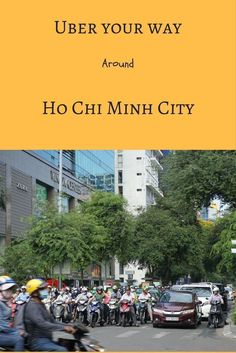 The easiest way around Ho Chi Minh City.