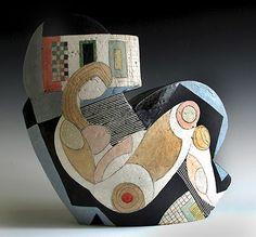 Woman  in the window - Sheryl Zacharia  Jane Sauer Gallery – sold