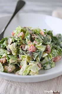 California Club Blue Cheese Chopped Salad (leave out the bacon). California Pizza Kitchen, Healthy Salads, Healthy Eating, Healthy Recipes, Great Recipes, Dinner Recipes, Blue Cheese, Summer Salads, Soup And Salad