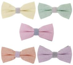 Bundle Monster, Designer Bow Ties, Bow Tie Party, Tie The Knots, Fashion Brands, Kids Outfits, Bows, Clothes, Color