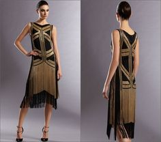 20's style dress for Gatsby Auction
