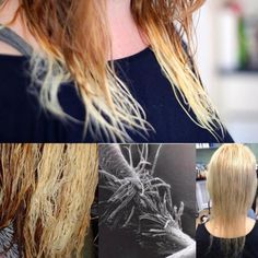 9 Best Treatments to Fix and Restore Fried Hair - Hair Repair - Treatment For Bleached Hair, Bleached Hair Repair, Diy Hair Treatment, Damaged Hair Repair Diy, Homemade Hair Treatments, Hair Breakage Treatment, Bleach Damaged Hair, Hair Mask For Damaged Hair, Fried Hair