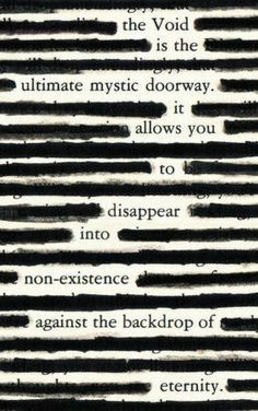 Creating Blackout Poetry. What a great idea for reading, writing poetry, and artistic expression.