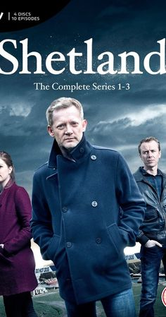 With Douglas Henshall, Steven Robertson, Alison O'Donnell, Erin Armstrong. Set against a hauntingly beautiful landscape, Shetland is based on novels by award winning crime writer Ann Cleeves. DI Jimmy Perez and his team investigate crime within the close knit island community. In this isolated and sometimes inhospitable environment, the team has to rely on a uniquely resourceful style of policing.