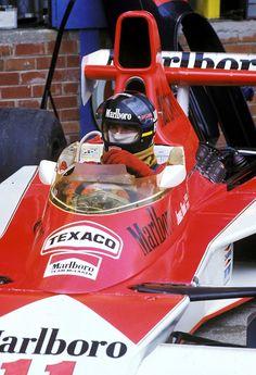 1976, Südafrika GP, Kyalami, James Hunt, McLaren