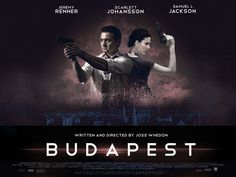 The True Story of Hawkeye & Black Widow in Budapest - if this were real, I would watch the hell out of it.