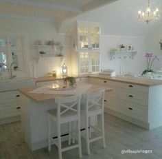 This is the perfek kitchen for me.