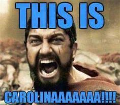 10 Famous Movies That Started Hilarious Internet Memes Panthers Football Team, Football Fans, Panther Football, Panther Nation, Nfl Carolina Panthers, Unc Tarheels, Famous Movies, Best Fan, Real Women