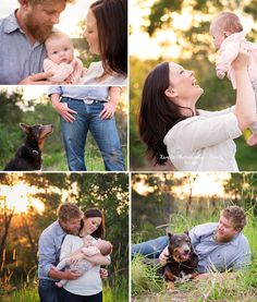 Xanthe Photography { for life }: Family - North Lakes Brisbane Family Photographer 3 Month Baby Girl Session