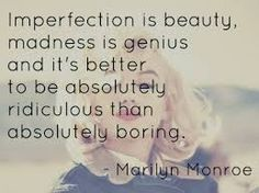 perfectly imperfect quotes - Google Search