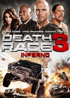 Ölüm Yarışı 3 – Death Race Inferno 2013 Türkçe Altyazılı izle