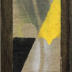 David Hendren  Sun Shade in Black and Yellow