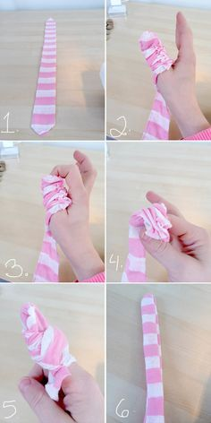 knotted newborn headband tutorial.