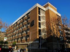Agència de Residus de Catalunya. #Reparación de la #cubierta y la #fachada