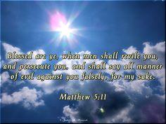 Matthew 5:11