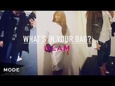 ダブルバッグでも小さいのが良い!キャンバスのトートの中身は?/What's In Your Bag Mode x 藤後夏子 - YouTube