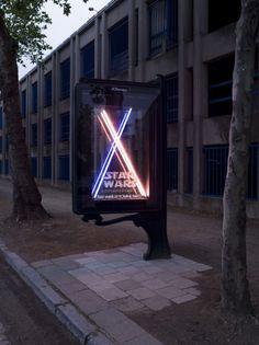 Star Wars Citylight  http://www.arcreactions.com/