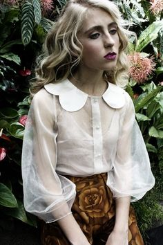 blouse envy