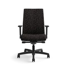 HON Ignition Task Chair with Dotty fabric via TVOI